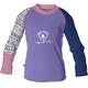 Isbjörn Sun Longsleeve Shirt Children purple/blue